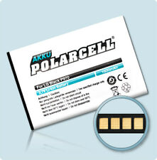 PolarCell Akku für LG Optimus L5 E610 L5 Dual E612 E615 Batterie Accu Acku