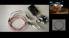 2506 Kit complet fil electroluminescent 3 couleurs animées 90 cm