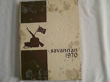 Yearbook Box #8 Savanan High School, Anaheim, California 1970