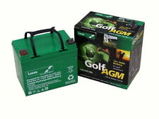 2 X Lucas Mobility Batteries for Craftmatic Comfort Coach 4