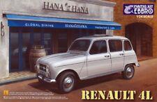 Ebbro 500025002 Modellino Renault 4l Scala 1 24