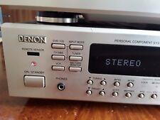 DENON AVR F100 SUPER SUROUND SOUND RECEIVER  POA-F100 With Remote Control