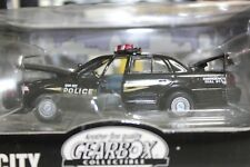 Gearbox 1:43 Scale 2002 FORD CROWN VICTORIA IOWA CITY POLICE DEPARTMENT #27169
