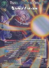 Dragon Ball Super Card Game ! Trunks, la Police du Temps EX02-01 VF/FOIL