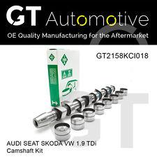 AUDI SEAT SKODA VW CAMSHAFT KIT: 1.9 TDI  AGR, AHF, ALH, ASV 038109101K