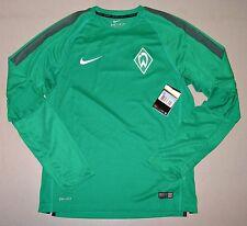 Nike WERDER BREMEN Trainingstrikot 2014/15 no Sponsor Gr.M NEU! SVW Shirt