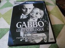 """DVD """"GABBO LE VENTRILOQUE"""" Erich VON STROHEIM / James CRUZE"""