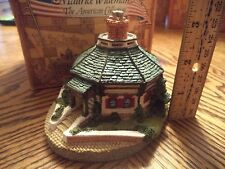 Maurice Wideman American Collection Octagonal House Ac-025 John Hines in Box