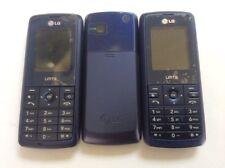 LG u250 Blu SIMFREE Cellulare Sbloccato Garanzia MacChina Fotografica Bluetooth 3g