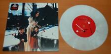 """The White Stripes - My Doorbell - 2005 UK White Marbled Vinyl 7"""" Single"""