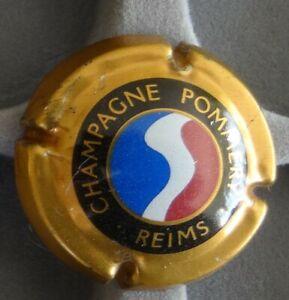 Capsule de Champagne POMMERY, n° 54