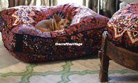 Large Indian Square Floor Pillows Decor Mandala Meditation Cushion Cover Decor
