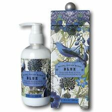 Michel Design Works BLUE Hand and Body Lotion + Shea Butter + Aloe Vera
