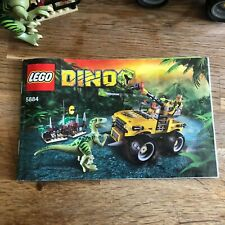 LEGO DINO Raptor Chase (5884) - Retired 100%complete