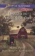 Love Inspired LP Suspense: Danger in Amish Country : Fall from Grace 2013