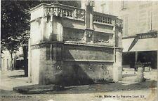 CPA - Carte postale - FRANCE - BLOIS - Fontaine de Louis XII (iv 320)