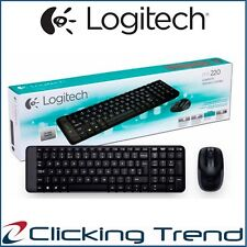 Logitech Computer Keyboard Mouse Bundles Ebay