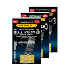 3 Internal Cell Phone Antenna Signal Reception Booster Smartphone Radio 900+SOLD