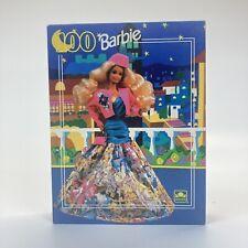 Vintage Golden BARBIE Hollywood 100 PIECE PUZZLE Complete