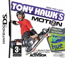 Videogame Tony Hawk s Motion NDS