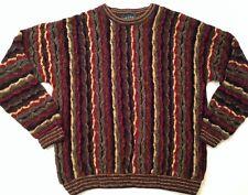 Tundra Multicolor Artsy Sweater XL Canada 3D Cosby