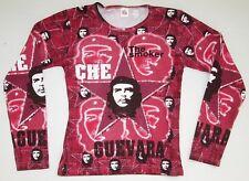 CHE GUEVARA Cuba Revolution Cuban Guerillas Tattoo Designer Star ViP T-SHIRT g.S
