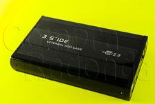 CARCASA CAJA DISCO DURO EXTERNO 3,5 IDE ATA USB EXTERNA ORDENADOR PC NETBOOK .