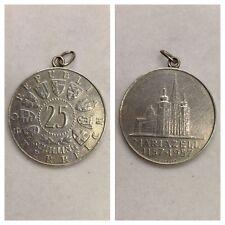 Moneda Colgante 800 Plata 25 SCHILLING 800 años AUSTRIA MARIAZELL