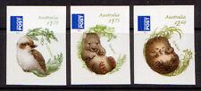AUSTRALIA 2013 BUSH BABIES SELF ADHESIVE SET OF 3 UNMOUNTED MINT, MNH