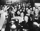 Prohibition Speakeasy Tavern Bar Photo Men Ladies Beer party Depression