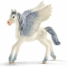 SCHLEICH BAYALA FANTASY WORLD 70543 - PEGASUS FOAL WINGED HORSE – NEW AS IMAGE