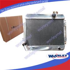 56mm aluminum radiator for TOYOTA COROLLA KE10 KE11 KE15 Manual