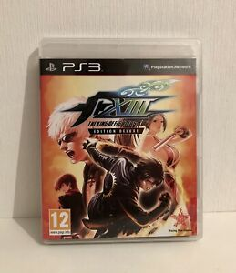 The King of Fighters XIII 13 Edition Deluxe PlayStation 3 PS3 Rising Star Games