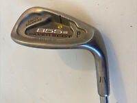Tommy Armour 855s Silver Scot Pitching Wedge R Flex Tour Step II Shaft Golf Club