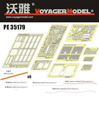 PE for WWII Tiger I Late Version (For DRAGON 6253/6406), 35179, VOYAGERMODEL