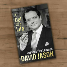 A DEL OF A LIFE David Jason HARDCOVER #1 Bestseller *BRAND NEW*