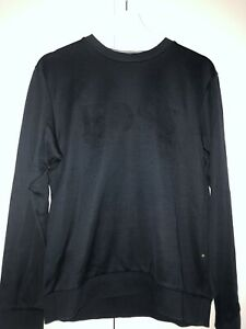 Hugo Boss Sweatshirt dunkelblau Gr. M Herren