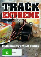 Track Extreme Drag Racing Wild Things Motosport - DVD Series New Region ALL