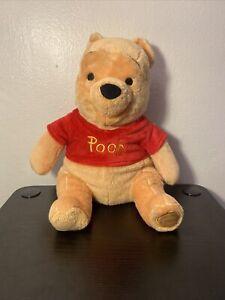 "15"" Disney Store Original Winnie the Pooh Plush Doll NWT"