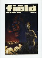 The Field #1 Image Comics Stock Image