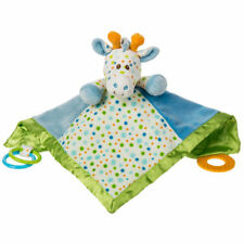 Taggies Mary Meyer Little Stretch Giraffe Baby Activity Blanket