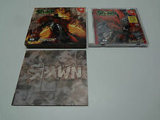 Spawn + Sleeve + Reg Card + Comic Sega Dreamcast Japan