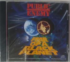 CD PUBLIC ENEMY - FEAR OF A BLACK PLANET neuf sous blister