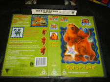 *BEAR IN THE BIG BLUE HOUSE-DANCE FEVER+DANCIN' THE NIGHT AWAY* ABC 4 Kids Issue
