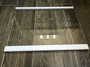 "Kenmore Maytag Refrigerator Crisper Cover Shelf W11174617 17 1/4"" x 13 15/16"" #2"