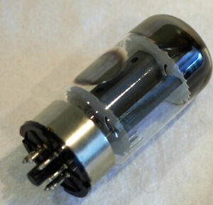 GE 6550A tube. Tested, but shows worn, but still serviceable.