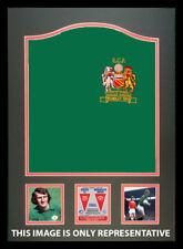 Alex Stepney signed 1968 European Cup Final MUFC Goalkeeper shirt