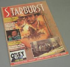 Vintage Starburst Issue Magazine Book Vol 11 No.11 Indiana Jones & Last Crusade