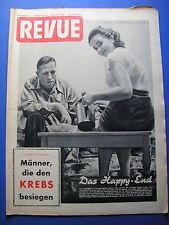 REVUE Nr.3 / 1953 *ZEITSCHRIFT*ORADOUR KRIEGSVERBRECHEN DER SS*HITLER*ELISABETH