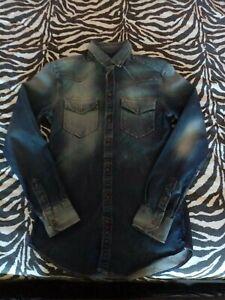 Bellissima Camicia di Jeans Dolce&Gabbana  Originale